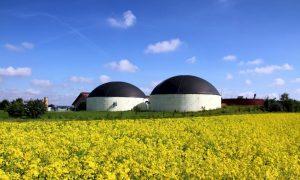 Was ist Biogas