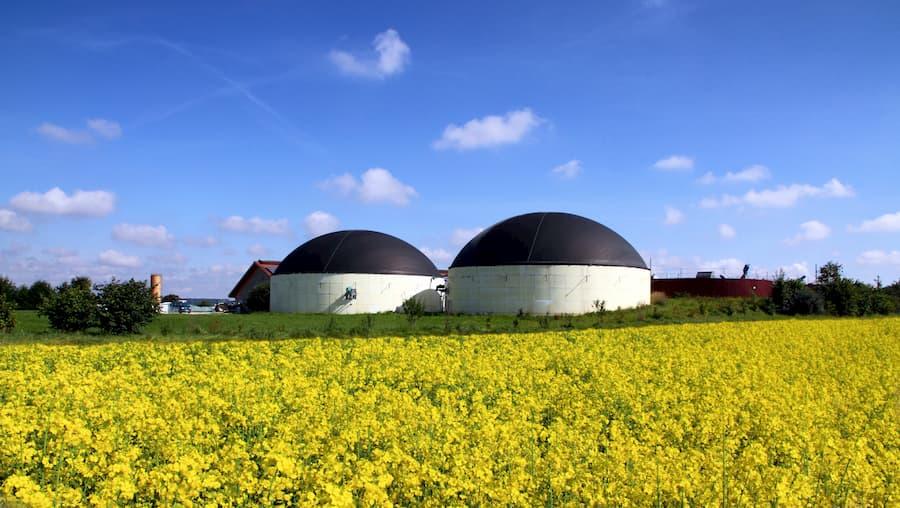 Biogas © Jürgen Fälchle, stock.adobe.com