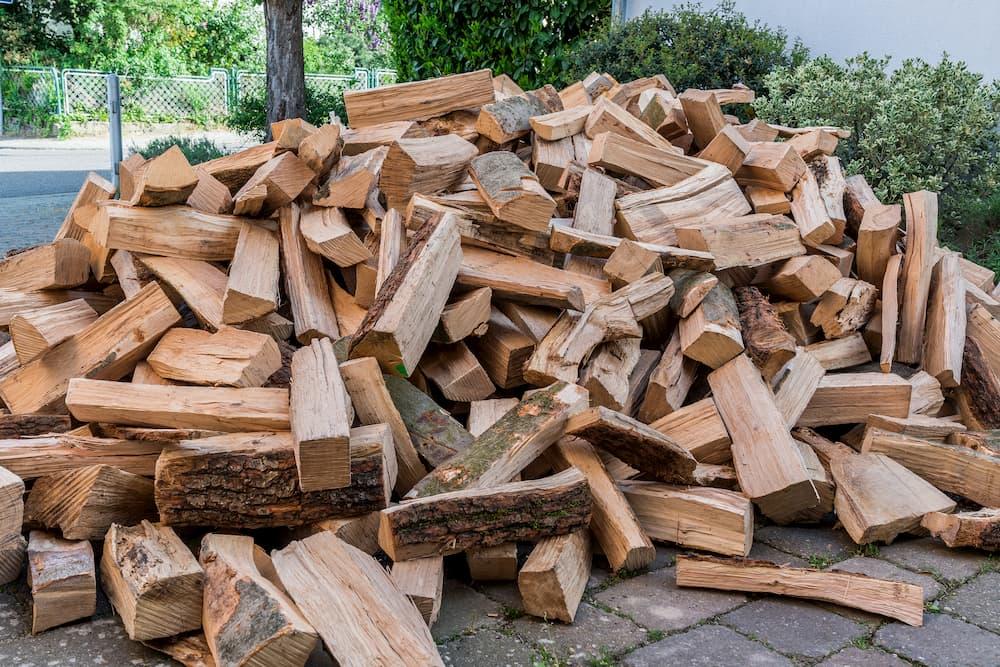 Brennholz wurde geliefert © Daniela, stock.adobe.com