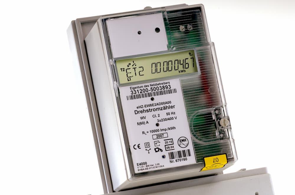 Digitaler Stromzähler © Gerhard Seybert, stock.adobe.com