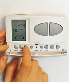 Wlan heizungsthermostat