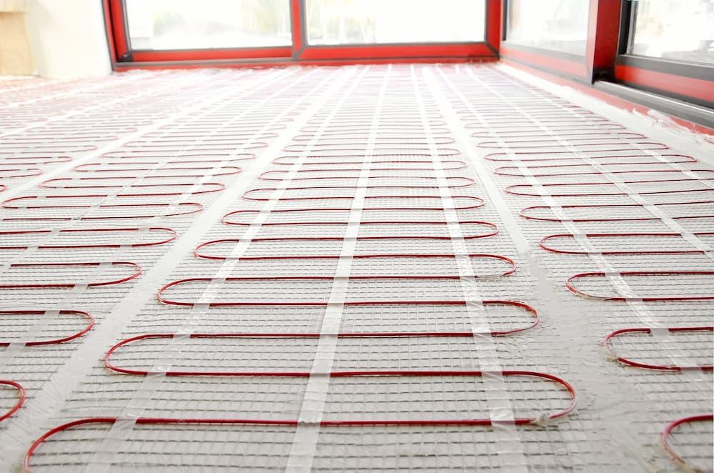 Elektrische Fußbodenheizung © Anna Riaboshapko, stock.adobe.com