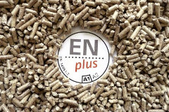 Holzpellets EnPlus