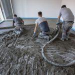 Fußbodenheizung nachrüsten – Die Nasssysteme