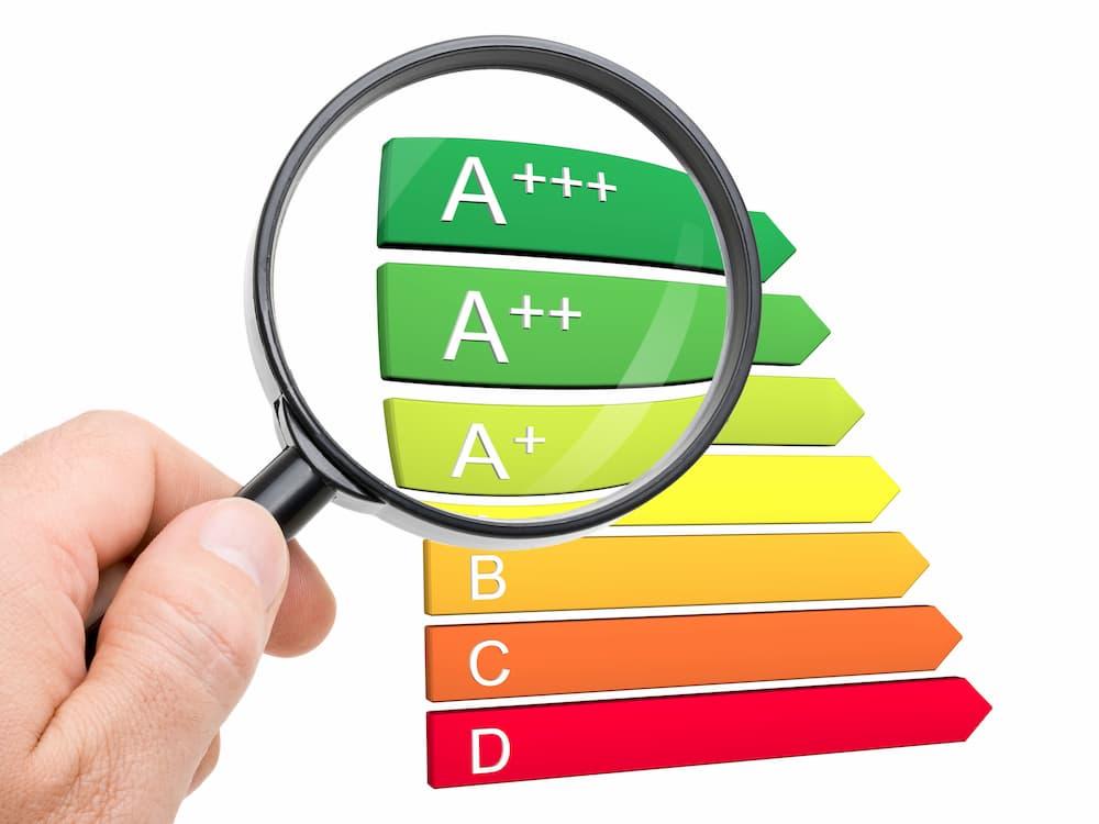 Energieverbrauch Skala © Shawn Hempel, stock.adobe.com