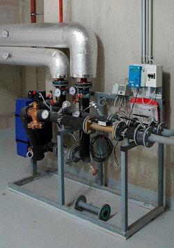 Fernwärme Technik - Wie funktioniert eine Fernwärme-Versorgung?