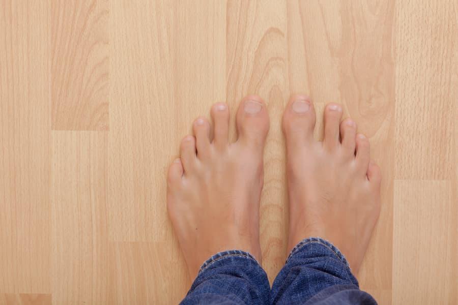Keine kalten Füße dank Fußbodenheizung © detailblick-foto, stock.adobe.com