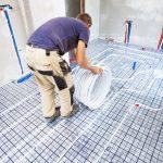 Fußbodenheizung planen: Heizkreise berechnen