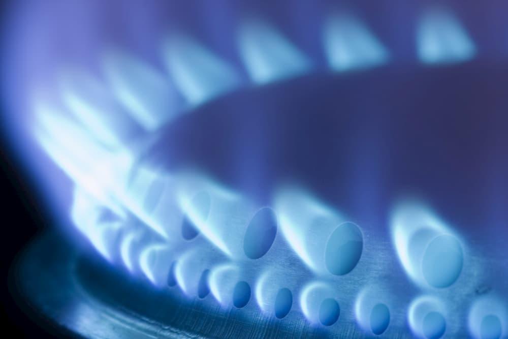 Brennstoff Erdgas