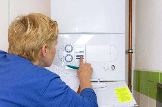 Gasheizung richtig einstellen © Flashpics, fotolia.com