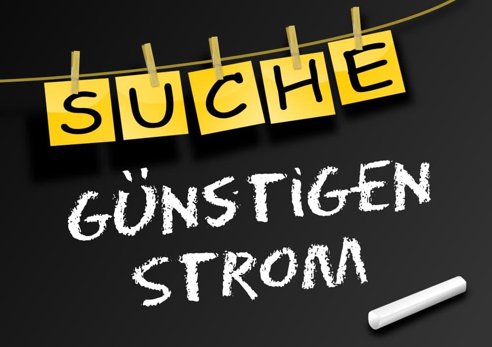 Günstigen Strom © simpline, stock.adobe.com