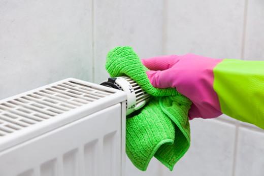 Heizung reinigen © Hetwig, fotolia.com