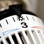 Raumtemperatur der Nutzung angleichen