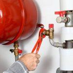 Gasheizung Wartung