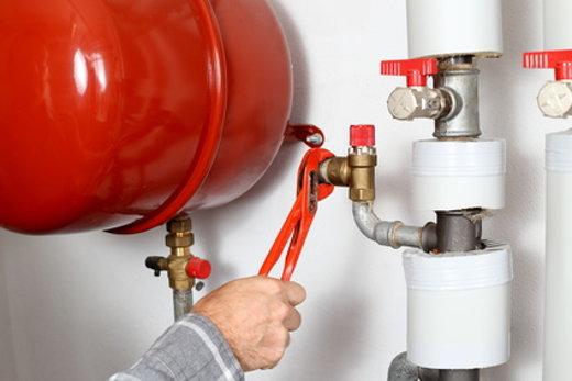 Extrem Gasheizung: Regelmäßige Wartung erhöht die Lebensdauer ER31
