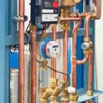 Warmwasserbereitung Zentral
