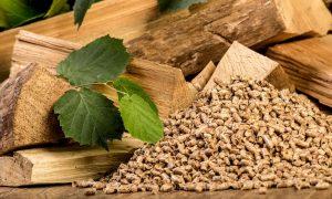 Pelletheizung kombiniert mit Holz