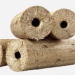 Holzheizung Brennstoffe