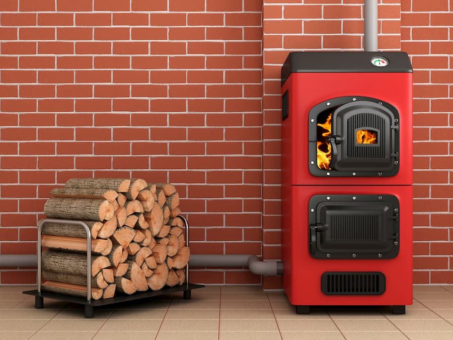 Holzheizung © Oleksandr Delyk, stock.adobe.com