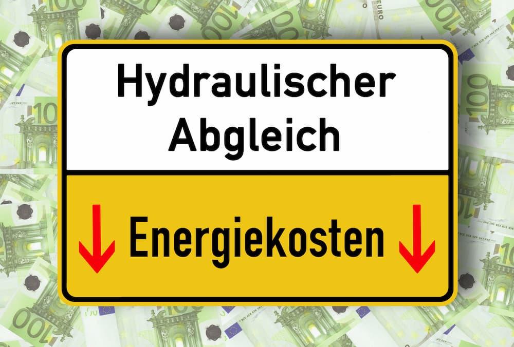 Der Hydraulische Abgleich lässt die Energiekosten senken © Holger Luck, stock.adobe.com