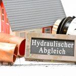 Hydraulischer Abgleich durchführen