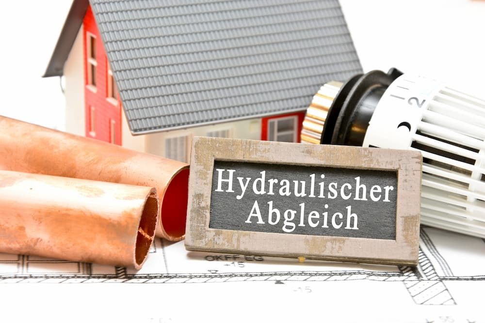 Hydraulischer Abgleich © Marco2811, stock.adobe.com
