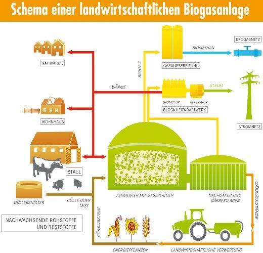 biogas entwicklung nutzung herstellung anwendung von. Black Bedroom Furniture Sets. Home Design Ideas