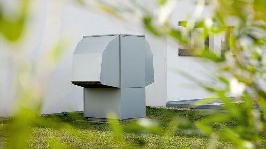 Luft-Wasser-Wärempumpe © Bundesverband Wärmepumpe