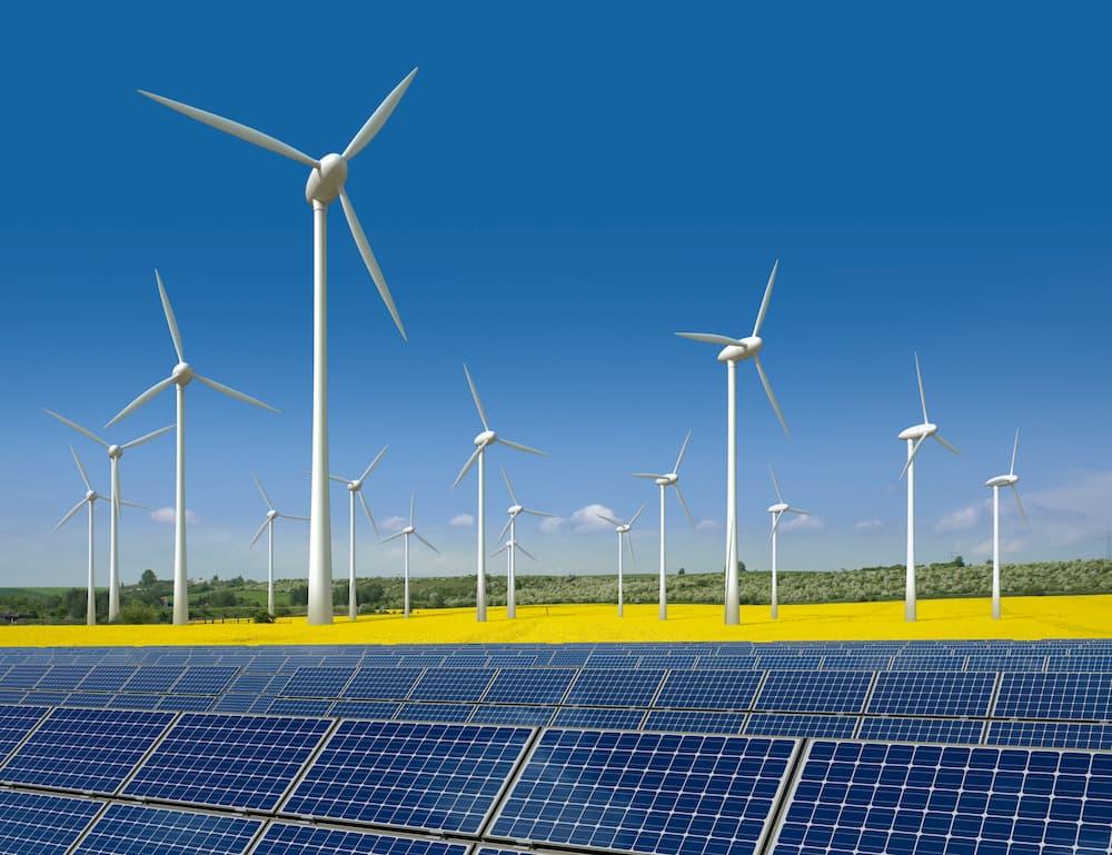 Ökostromerzeugung © visdia, stock.adobe.com