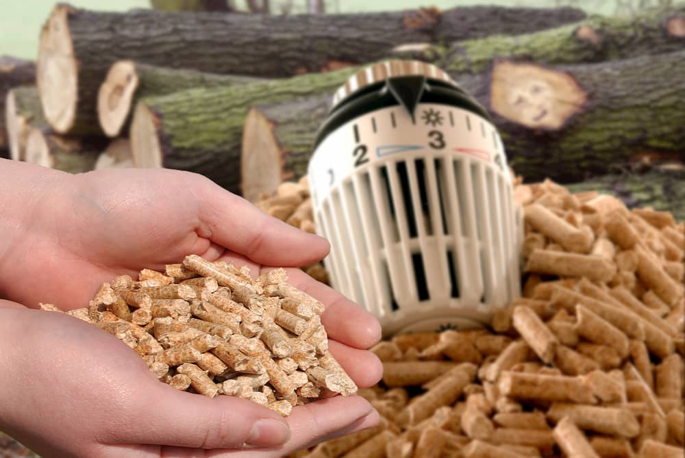 Vergleich Holzheizung Pelletheizung