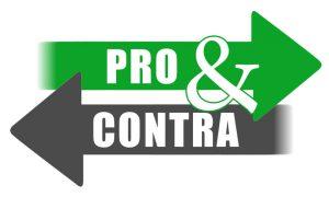 Biogas Pro und Contra