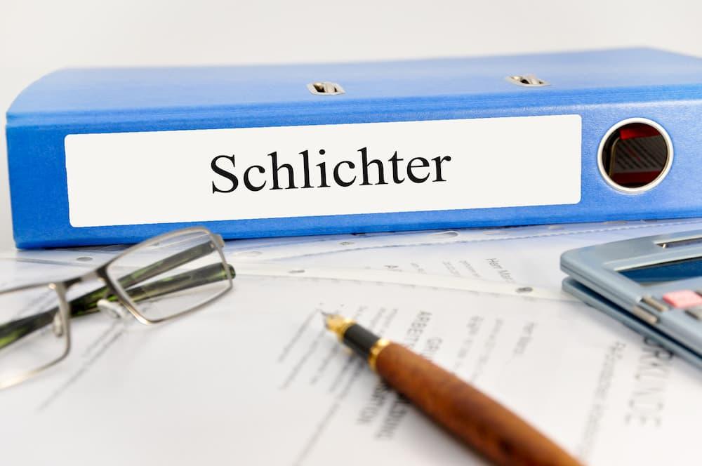 Schlichter © Marco2811, stock.adobe.com
