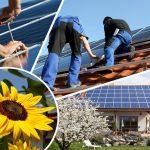 Bereits 10 Millionen Verbraucher profitieren von Sonnenenergie und Pellets