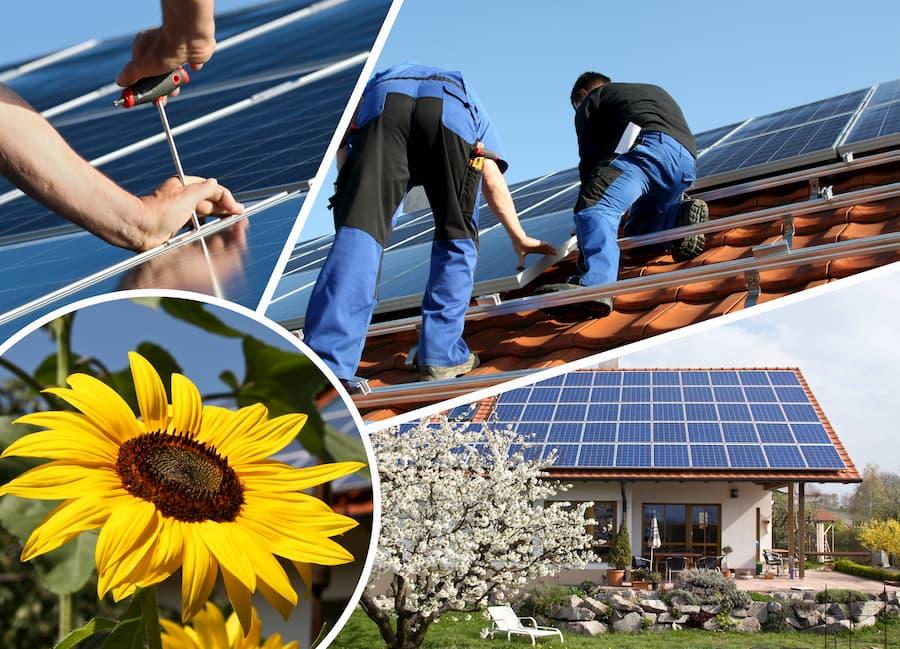 Solarenergie ©Marina Lohrbach, fotolia.com