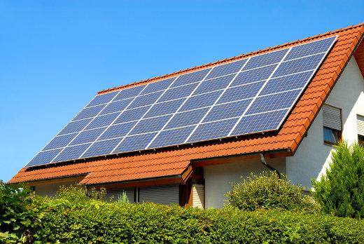 Solaranlage © Smileus, fotolia.com