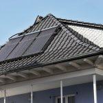 Warmwasserbereitung mit Solar