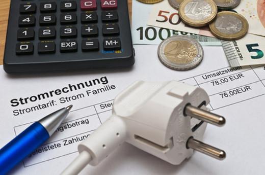 Stromrechnung © Stockfotos MG, fotolia.com