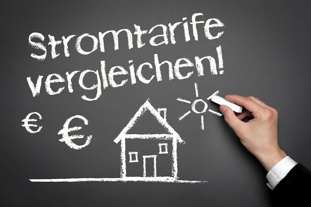 Stromtarife vergleichen kann sich lohnen © coloures-pic, stock.adobe.com