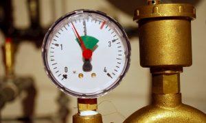 Wasserdruck Heizungsanlage