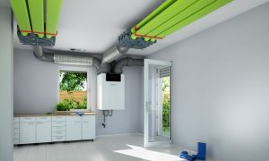 Die 6 wichtigsten Aspekte bei der Planung einer Wohnraumlüftung